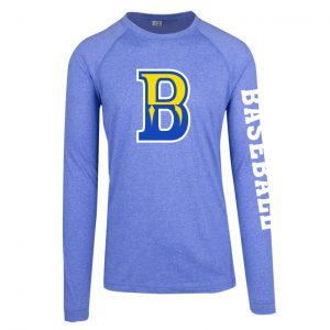 Womens Heather L/Sleeve Tee